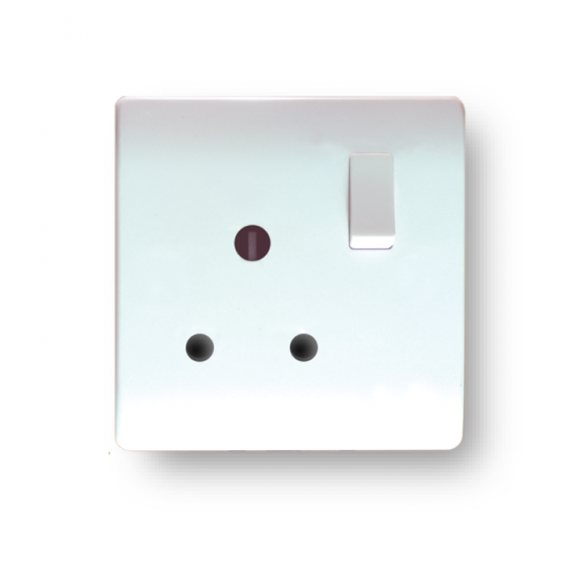 TR 5115 15Amp Switch Socket